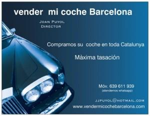 vender mi coche Barcelona